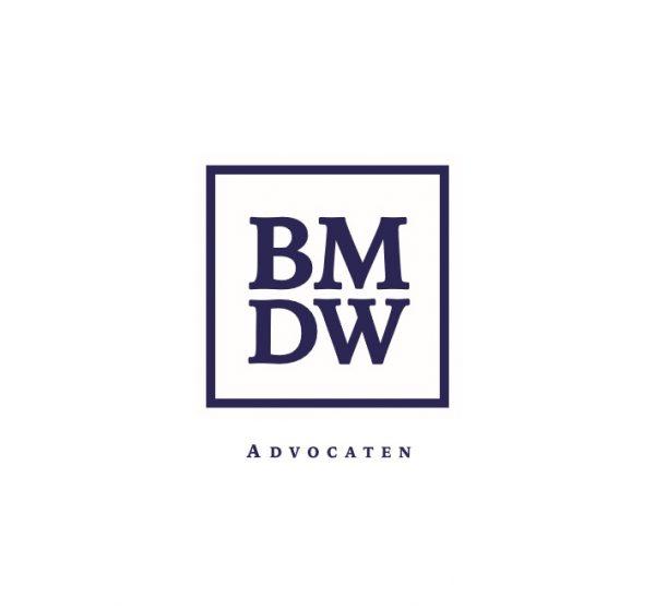 BMDW Logo Wit