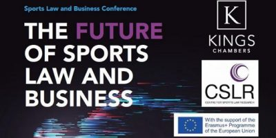 Sports and law conference